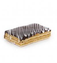 Пирожное Бисквитное со сливочным кремом