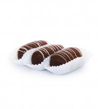 Пирожное Картошка глазированная в упаковке 3 шт