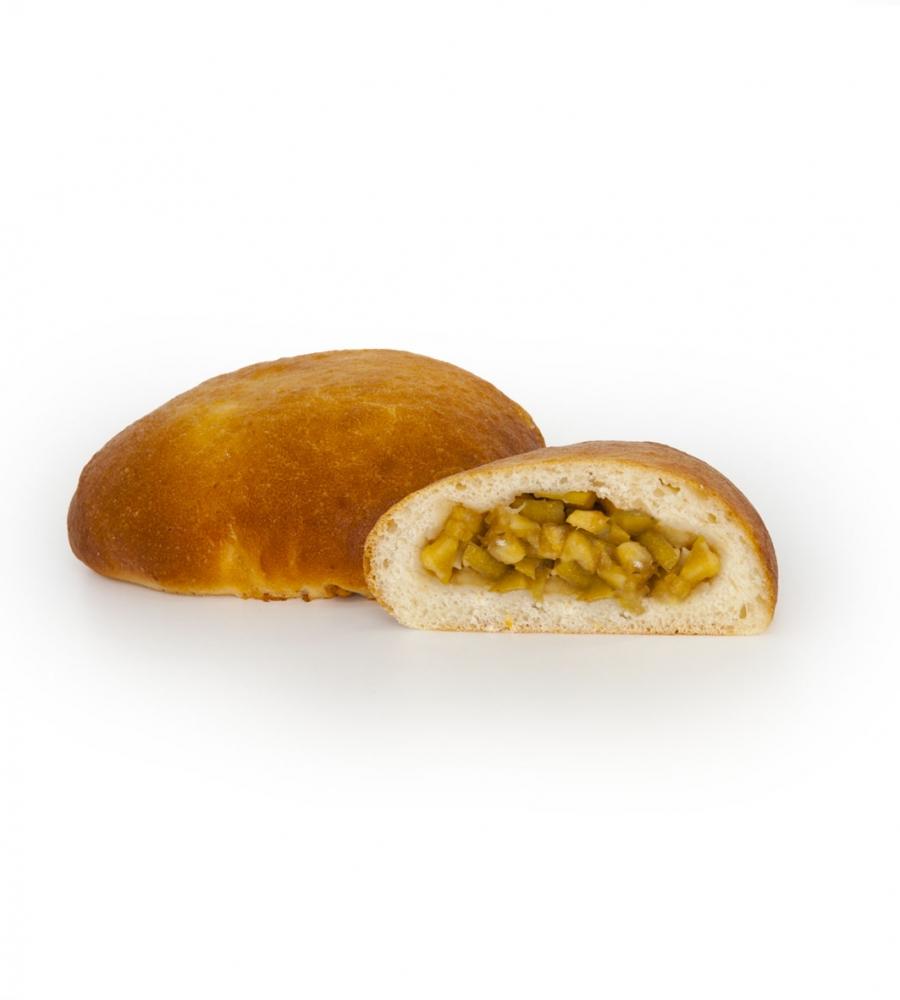 Пирожки от Егоровны с яблочной начинкой