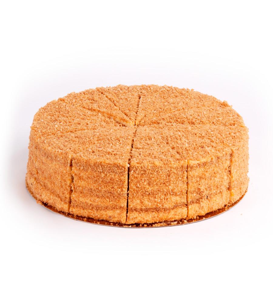 Торт Медовый (порционный)
