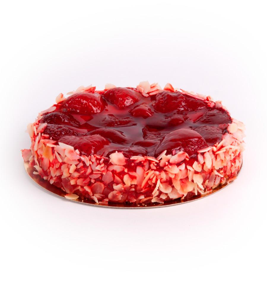 Голландский пирог с клубникой