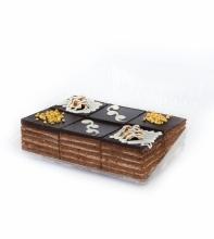 """Пирожное """"Шоколадный Гато"""" 6 шт"""