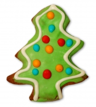 Печенье имбирное (Елочка)