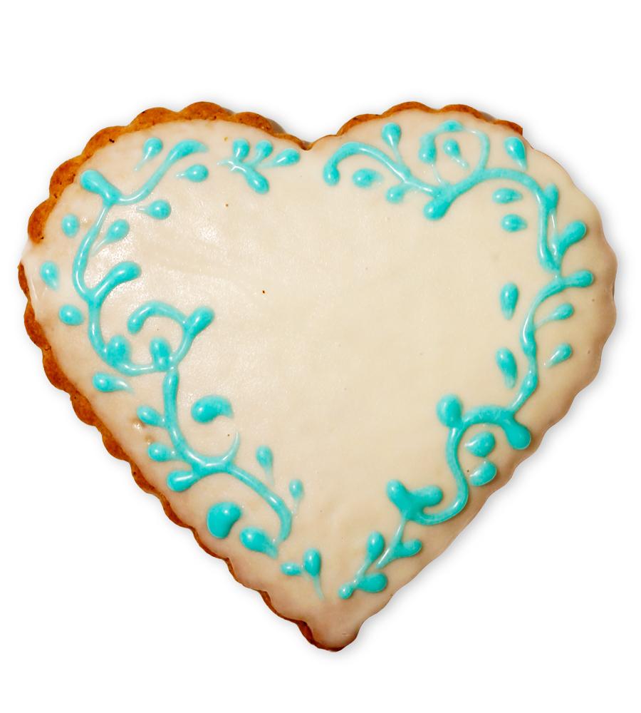 Печенье имбирное (Сердце)