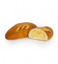 Пирожки печеный с картошкой