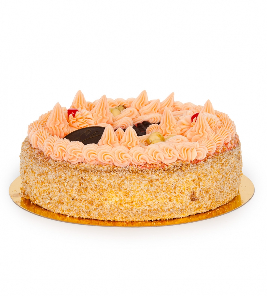 Торт Абрикотин