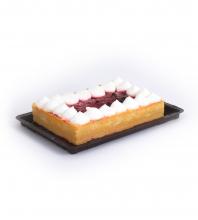 Пирог Тарт с лесными ягодами