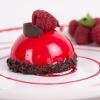 Десерт Малиновый мусс
